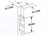 Flachband Skizze